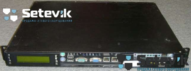 Сервер Dell Tyan Rackable Systems 1U Rackmount Server